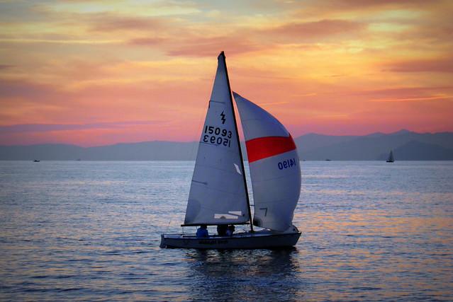 Saronic Sunset