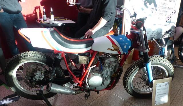 Honda XR600R Flattrack r
