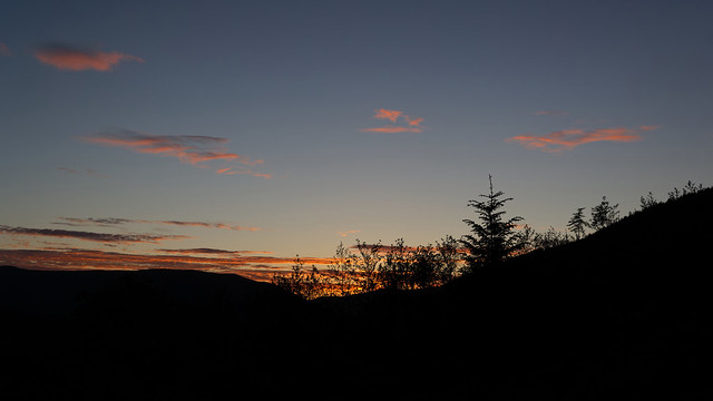 Balquhidder sunrise