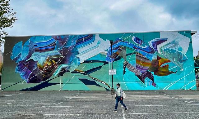 2021 - Vancouver - BREWSTUFF Mural
