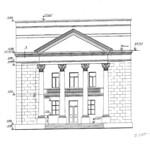 Яворницкого Дмитрия проспект, 91 - Обмеры 001-2 PAPER600 [Вандюк Е.Ф.]