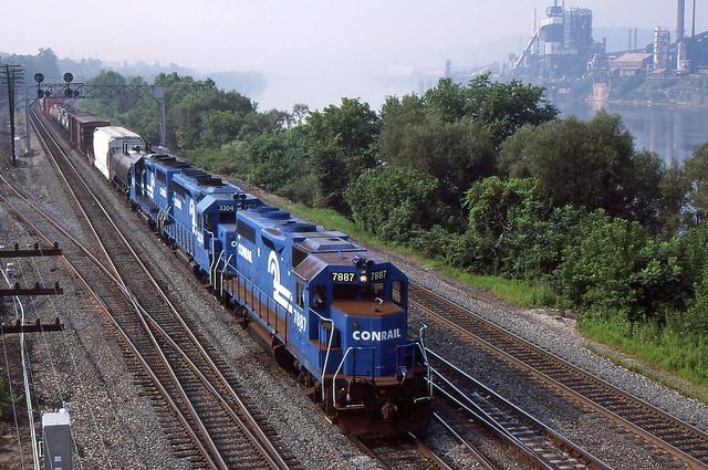 Conrail 7887