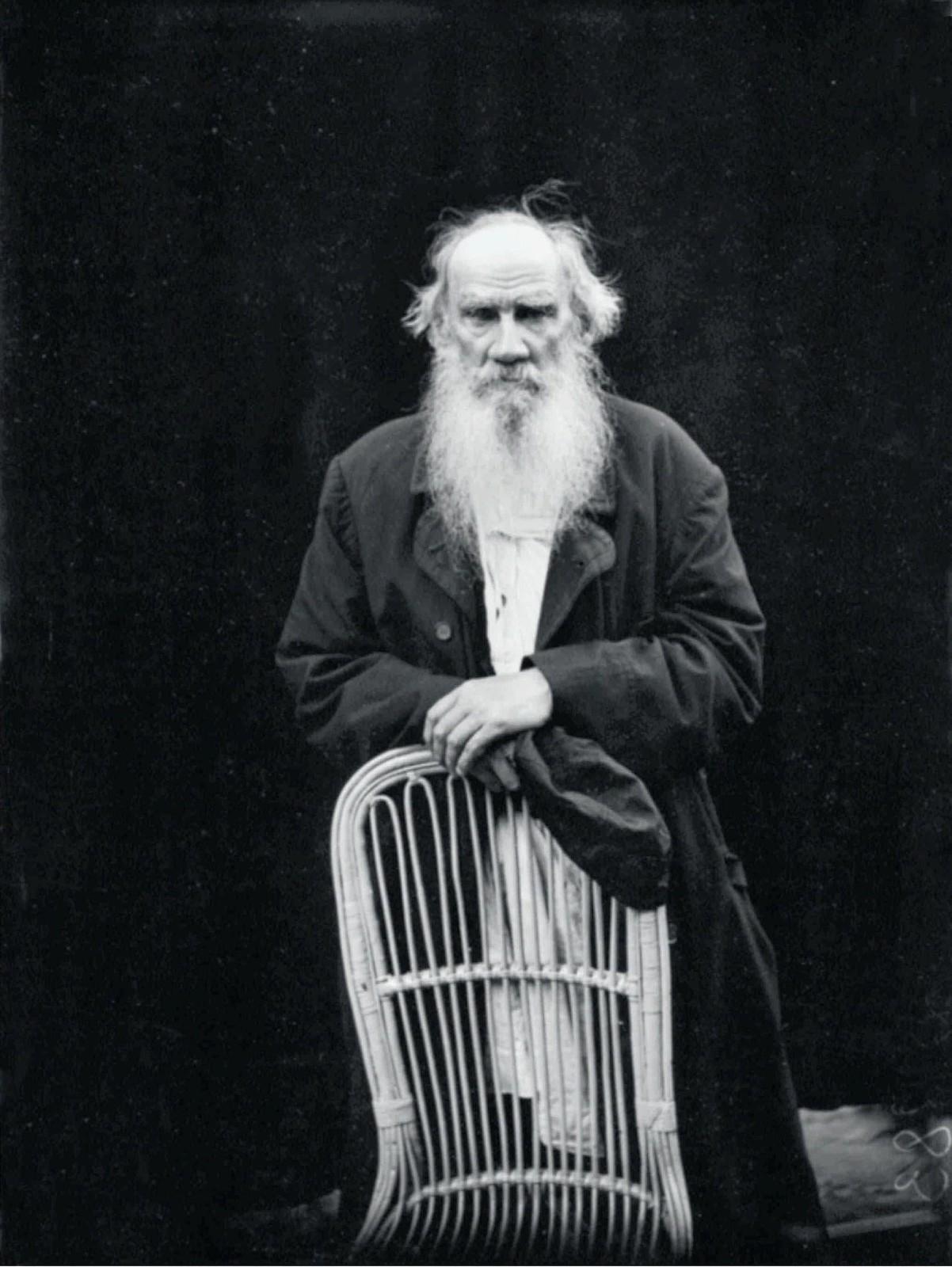 1908. Лев Толстой