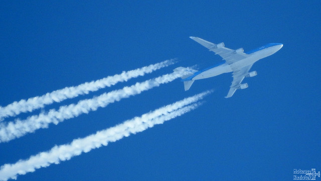 KLM-Royal Dutch Airlines 🇳🇱 Boeing 747-400 PH-BFL