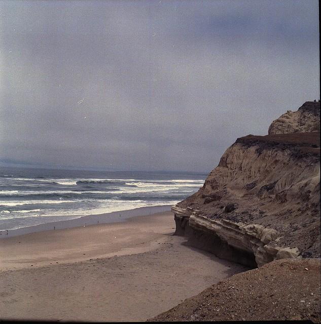 San Gregorio State Beach, Calif.