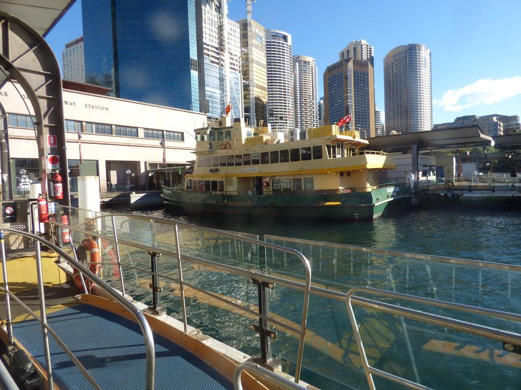 Sydney Ferries May-June 2021