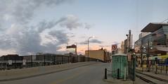 Minneapolis has big sky