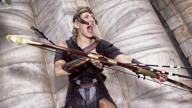 Amazon archer **EXPLORED**