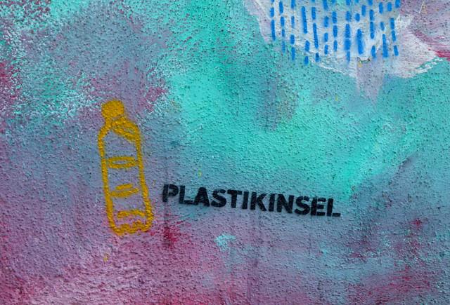 Plastikinsel
