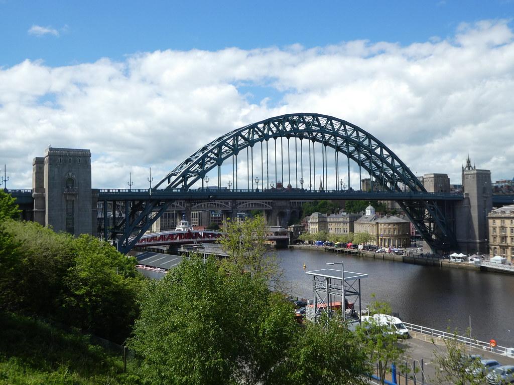 The Tyne Bridge, Newcastle