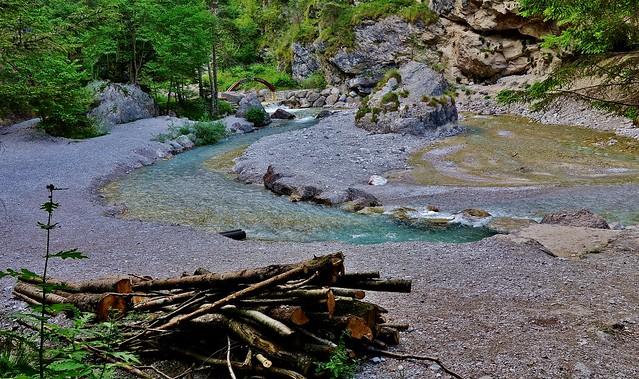 ITALIEN, Rund um Molveno(TN) Rio Masso, 79105