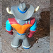 Kid Stuff :: WILD WEST C.O.W.-Boys of MOO MESA .. Mini-figures; THE DAKOTA DUDE iii (( 1999 - 2000 ))