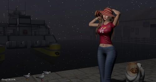 Virtual Trends: Starry Night