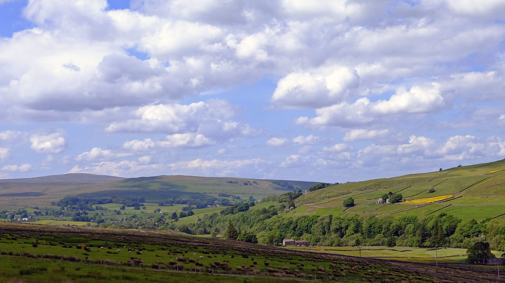 The Valley of the South Tyne