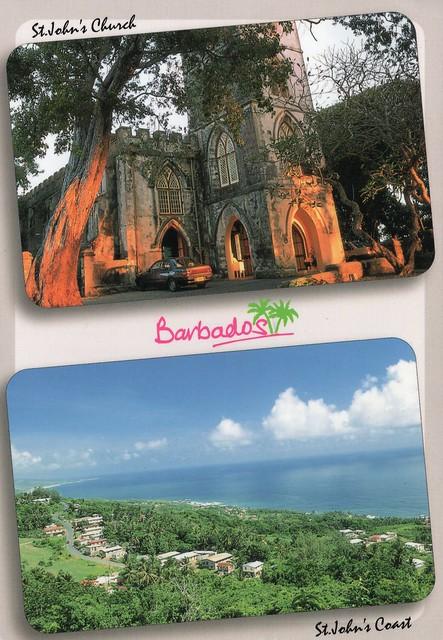 Barbados - St. John Coast