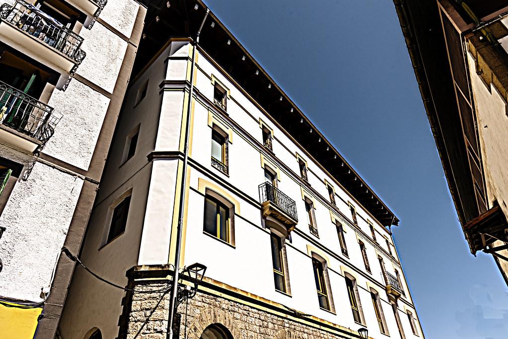 Facade. Donostia. Euskadi