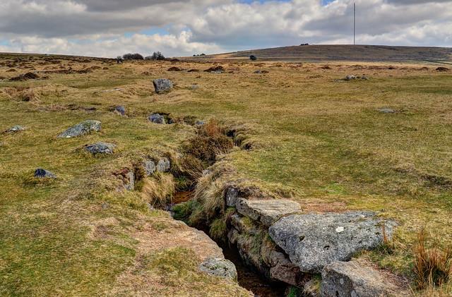 Long Ash Leat, Dartmoor