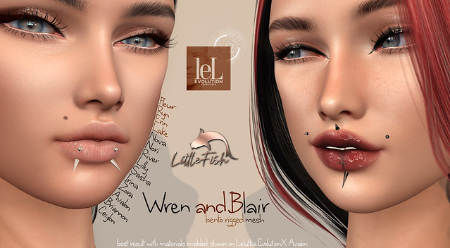 ~LF~ Wren & Blair 24hr Giveaway! [NOW CLOSED]
