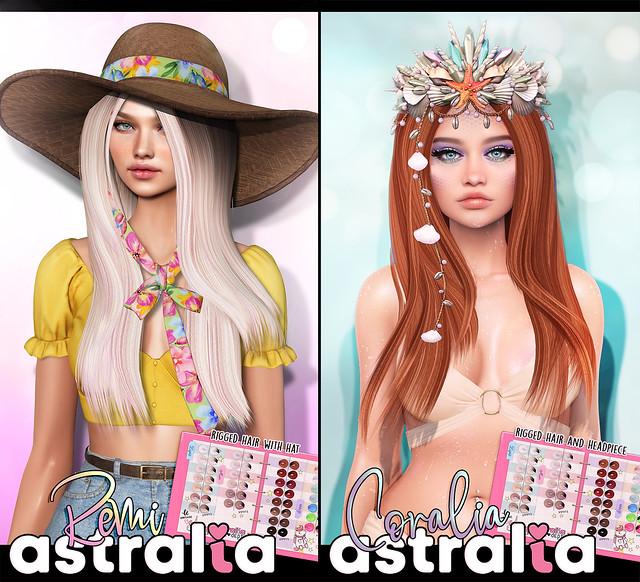Astralia @Hair Fair 2021