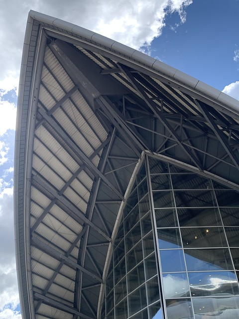 Armadillo by Norman Foster