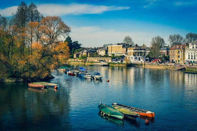 Richmond, London リッチモンド、ロンドン