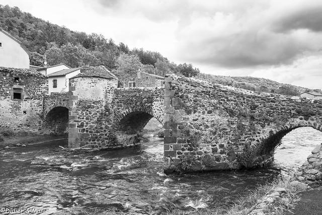 OLD BRIDGE - LE VIEUX PONT DE SAURIER