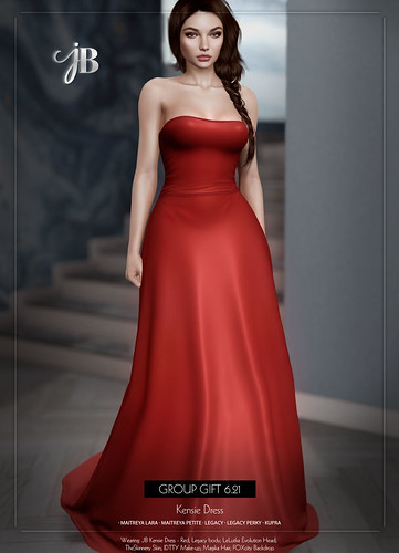 NEW GROUP GIFT!!! Kensie Dress - at the Mainstore and Marketplace!