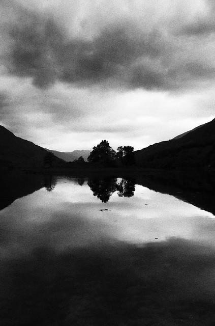 Loch Leven symmetry