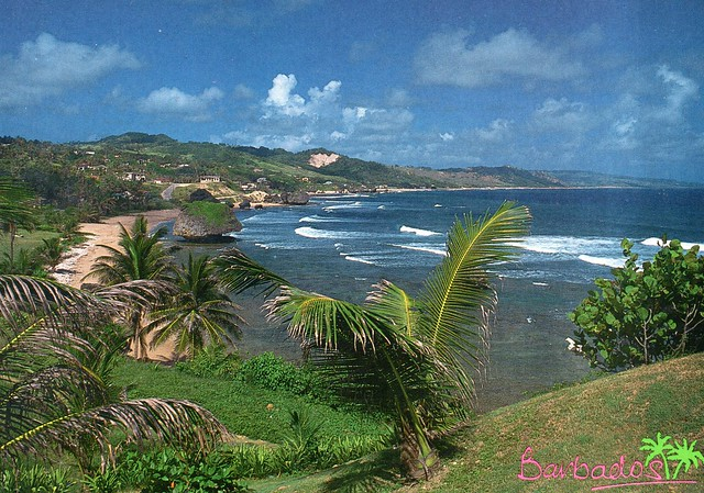 Barbados - Bathsheba (Main fishing village in the parish of Saint Joseph)..