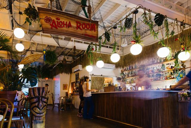 Aloha Room Pop-Up at Intermezzo