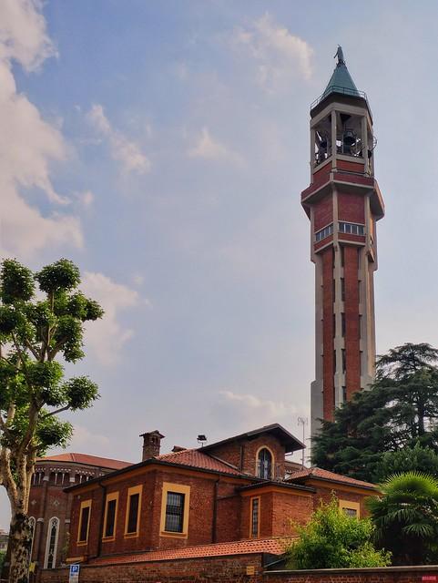 St. Valeria Church - Seregno - Lombardy - Italy