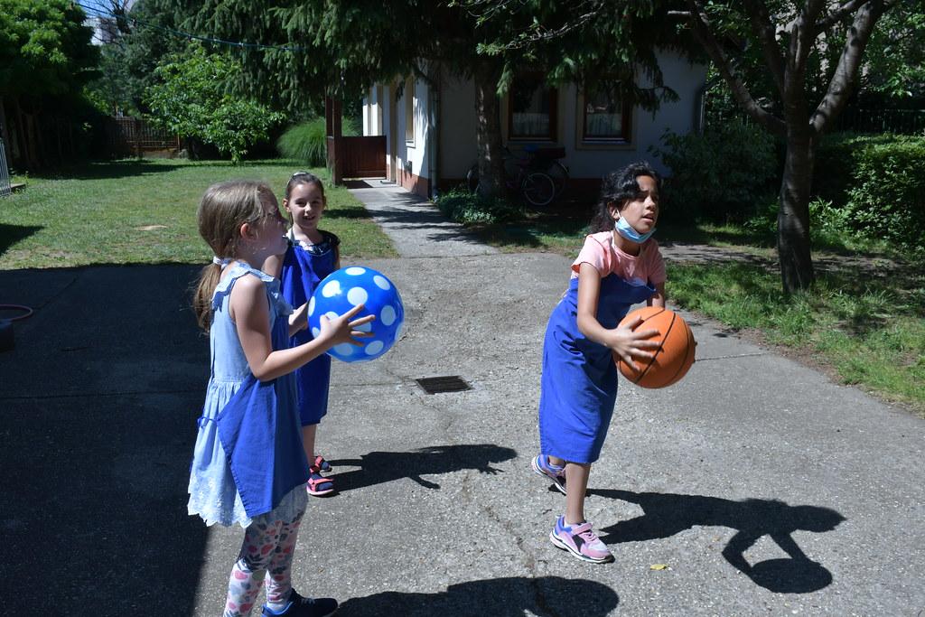 Megkezdődött a Napsugaras nyár a szolnoki gyermekházban