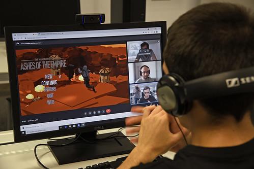 Presentació Projecte III: Joc 3D | Grau en Videojocs