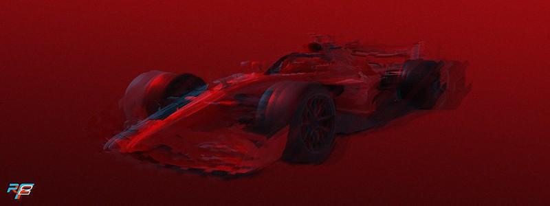 rFactor 2 Formula Series 2021
