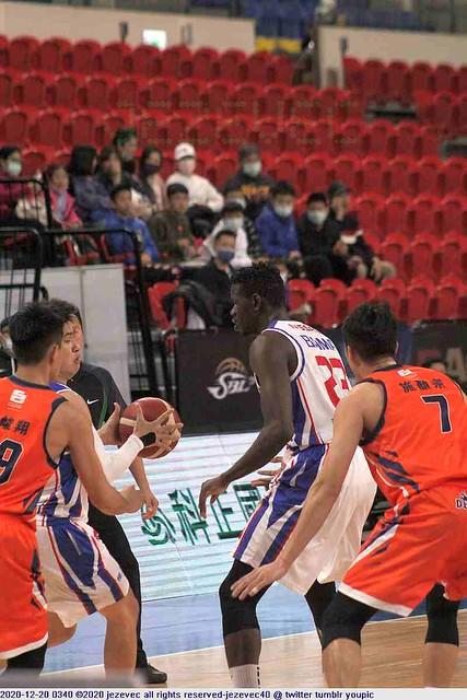 2020-12-20 0340 SBL Basketball-Yulon v Pauian