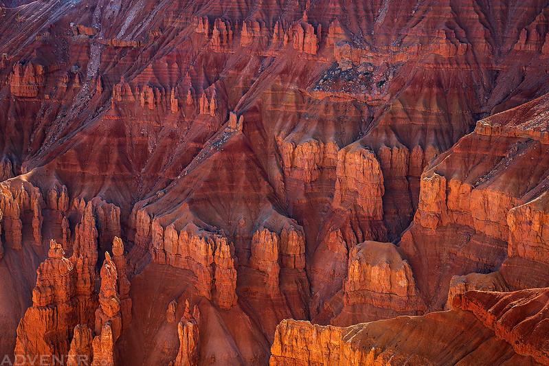 Colorful Cliffs
