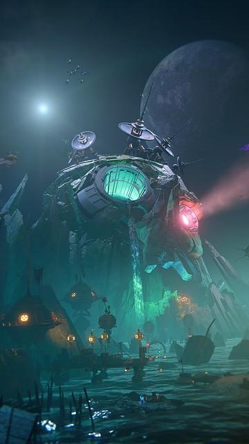 Ratchet & Clank: Rift Apart - Paradise
