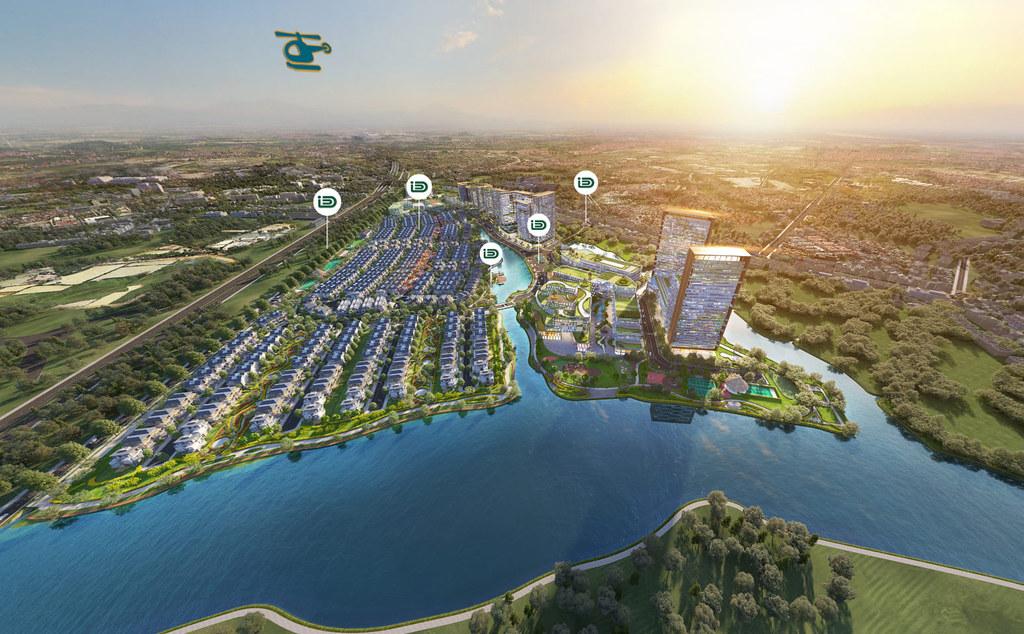 iD Junction - Dự án xanh sạch đẹp nhất tại Long Thành