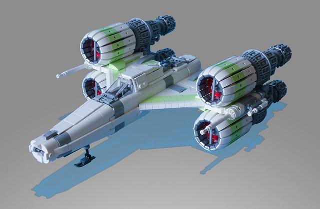 SpG-01 Calico