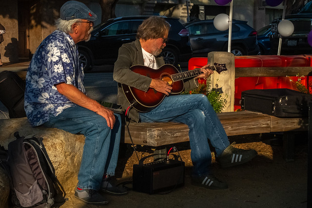 Newhall Buskers