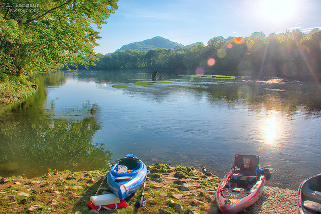 Caney Fork River - Buffalo Valley, Tennessee
