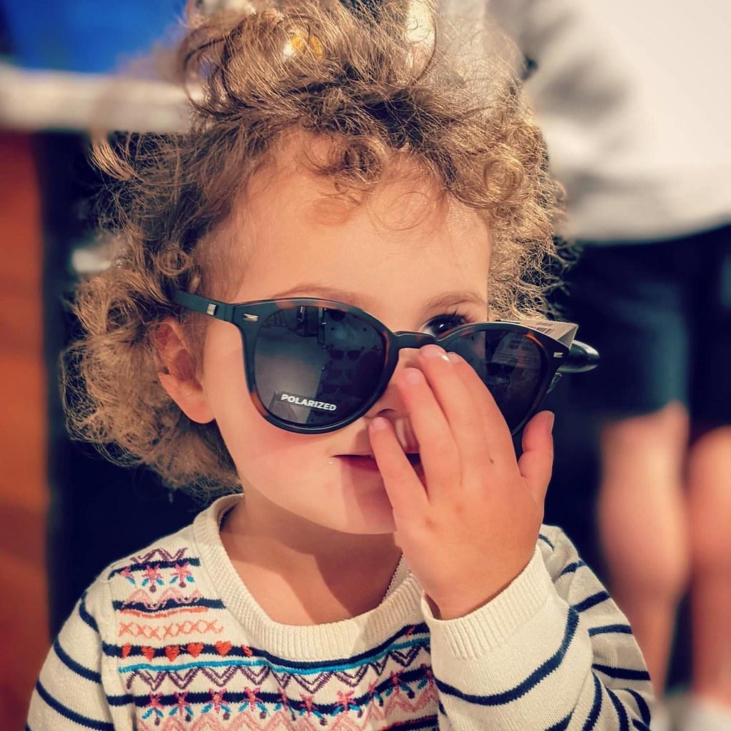 I've Got This Daddy! #34monthsold #daddyslittlegirl #littleprincess #toddler #toddlerlife #cute #fatherhood #minime #sunglasses #polarized #curls #cheeky #hornsby #NSW #Australia #June #2021 #winter