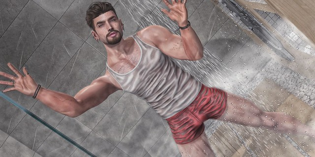 #424 - wet Shirt and Pant