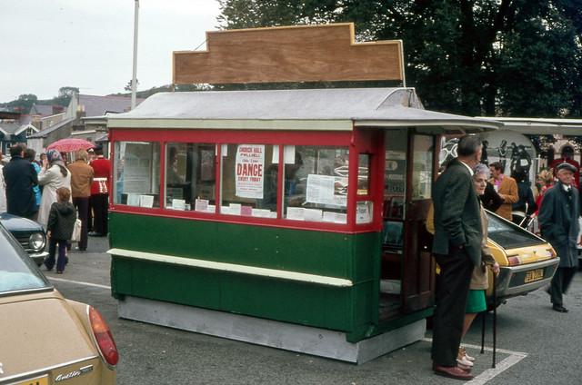 Pwllheli  Horse Tram