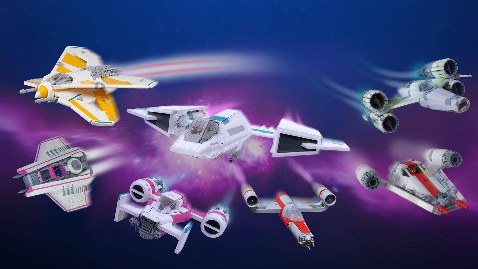 Cat Squadron - Spacegooose Collab