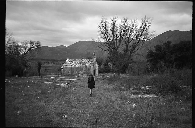 ✞ a hidden chapel