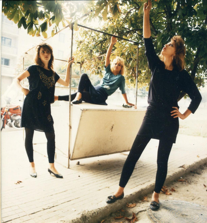 1992. Краснодарский край, станица Тбилисская