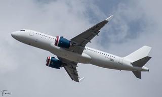 Volaris Airbus A320-200N (F-WWDJ XA-VRZ MSN10469) (18/06/2021)
