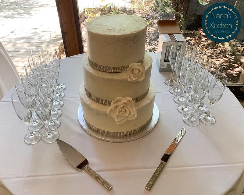 Cake by Nena's Kitchen
