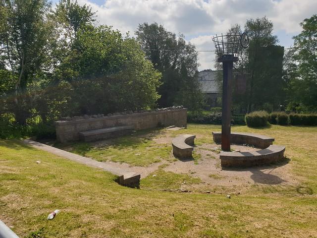 Spring Clean Cymru, Torfaen, Trevethin, June 2021